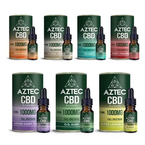AZTEC(アステカ)のリキッド