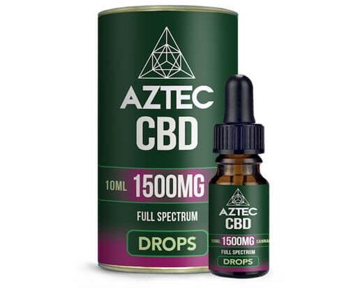 AZTEC(アステカ)の15%オイル
