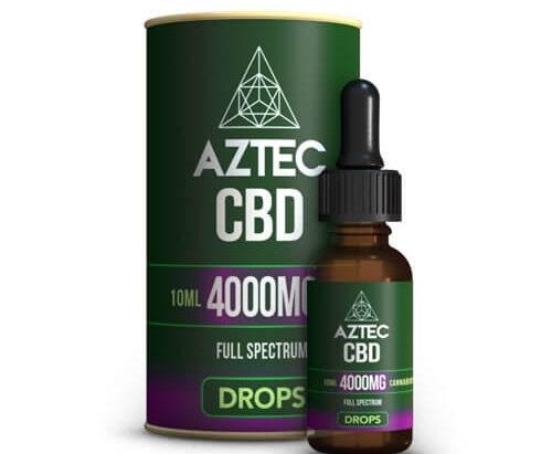AZTEC(アステカ)の40%オイル