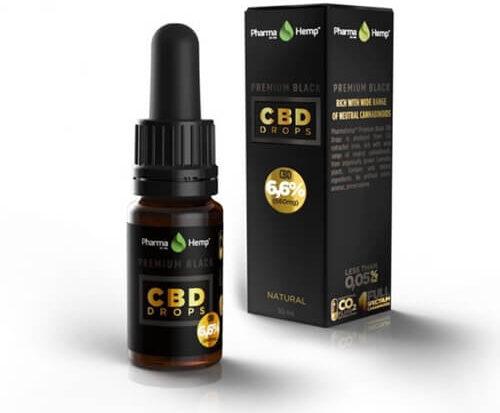 PharmaHemp(ファーマヘンプ)のオイル