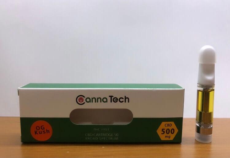 CannaTech(キャナテック)のカートリッジ