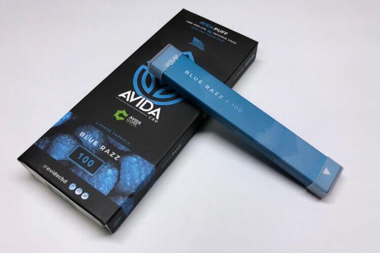 【レビュー】AVIDAのCBDペンが使いやすい話【使い方・回数も解説】