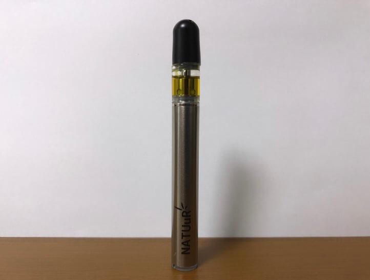 NATUuR(ナチュール)の使い捨てCBDペン