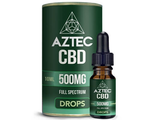 AZTEC(アステカ)500mgボトル