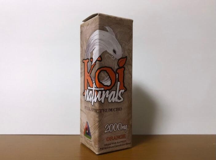 Koiは、鯉(こい)をモチーフとしたメーカー