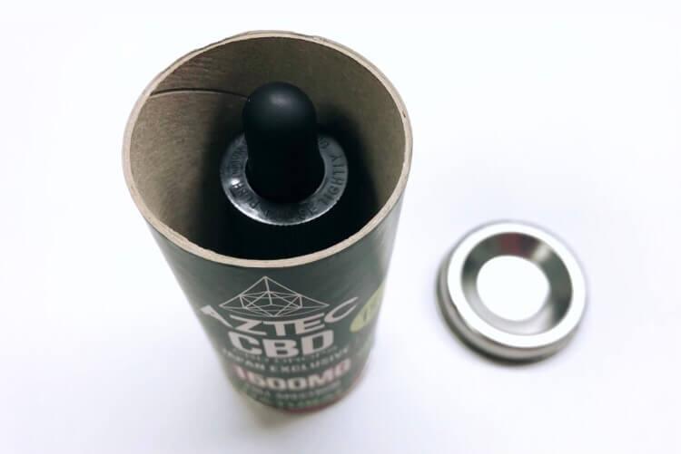 アステカのオイル容器